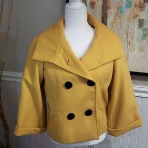 WORTHINGTON Double Breasted Pea Coat